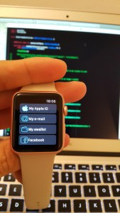 Password Saver Apple Watch